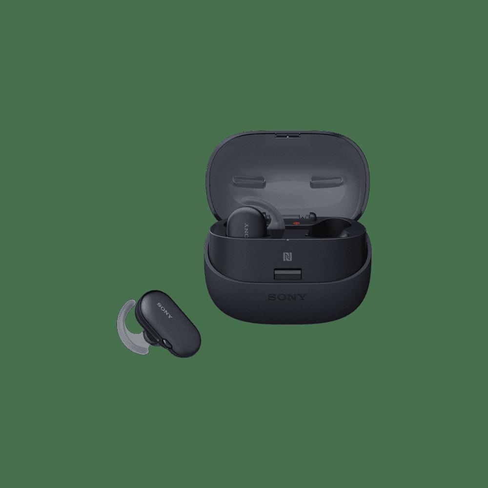 WF-SP900 Sports Wireless Headphones (Black), , product-image