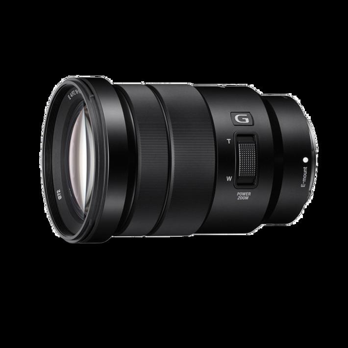 E-Mount PZ 18-105mm F4 G OSS Lens, , product-image