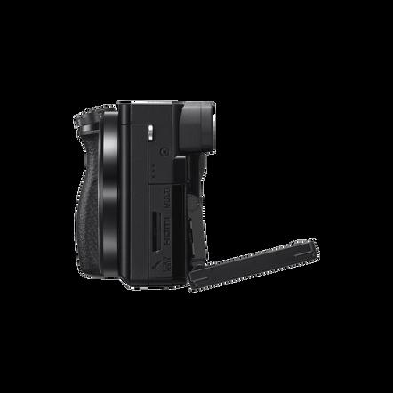 Alpha 6100 Digital E-Mount Camera with 24.2MP APS-C Sensor, , hi-res