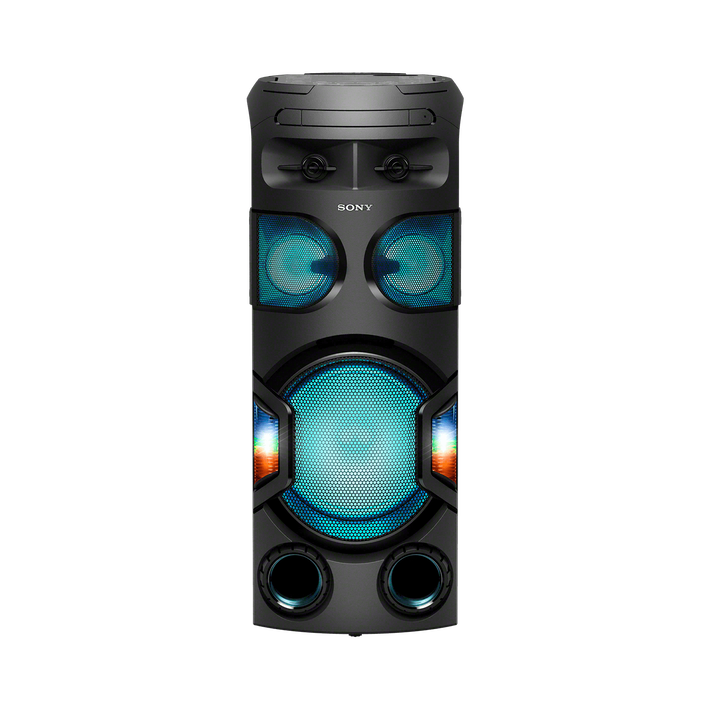 V72D High Power Audio System with BLUETOOTH Technology, , product-image