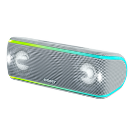 EXTRA BASS Portable Party Speaker (White)