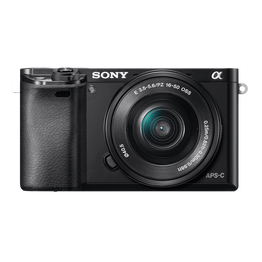 a6000 Digital E-Mount 24.3 Mega Pixel Camera with SELP1650 and SEL55210 Lens, , lifestyle-image