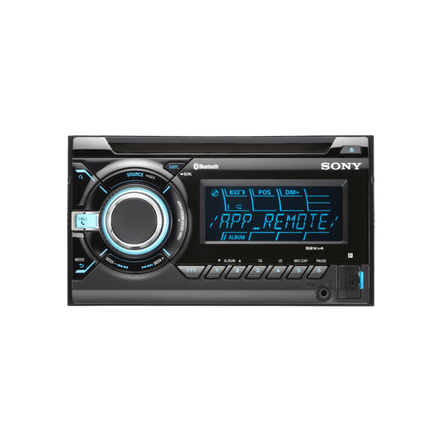 CD Receiver with Bluetooth