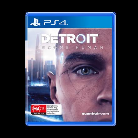 PlayStation4 Detroit: Become Human, , hi-res