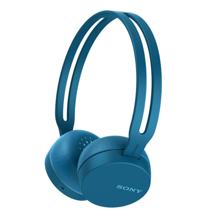 CH400 Wireless Headphones (Blue), , product-image