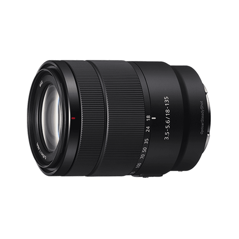 E-Mount 18-135mm F3.5-5.6 OSS Zoom Lens, , product-image