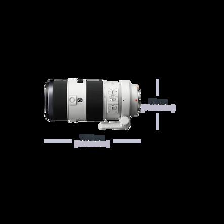 A-Mount 70-200mm F2.8 G SSM II Lens