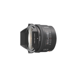 A-Mount 16mm F2.8 Fisheye Lens, , lifestyle-image