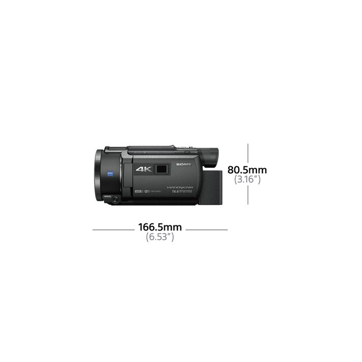 AXP55 4K Handycam with Built-in projector, , product-image