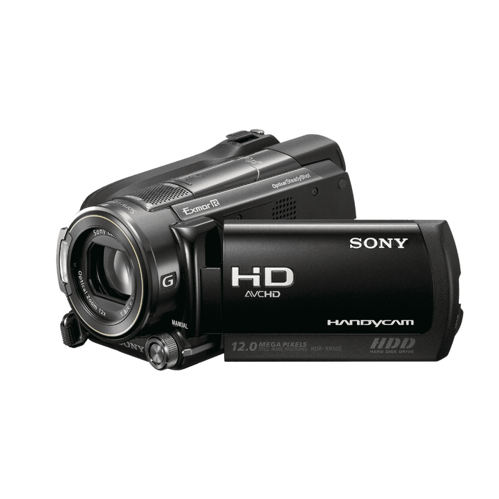 120GB Hard Disk Drive Full HD Camcorder, , product-image