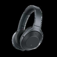 1000X Flagship Wireless Noise Cancelling Headphones (Black)