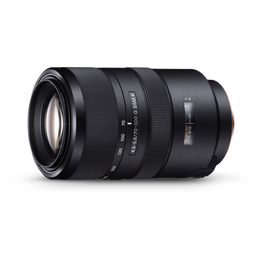 A-Mount 70-300mm F4.5-5.6 G SSM II Lens