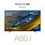 "55"" A80J   BRAVIA XR   OLED   4K Ultra HD   High Dynamic Range (HDR)   Smart TV (Google TV)"