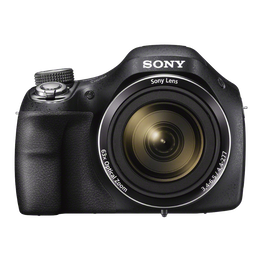 DSC-H400 Compact Camera with 63x Optical Zoom