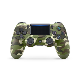 PlayStation4 DualShock Wireless Controller (Green Camo)