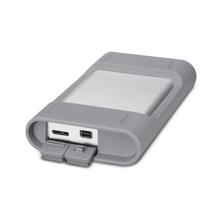 HDD Portable Storage Drive - 2TB with Thunderbolt, , product-image