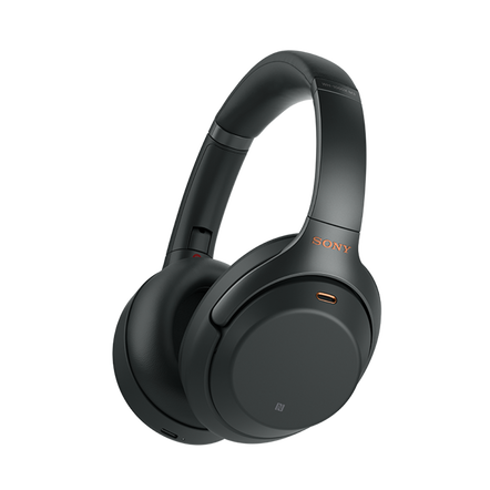 WH-1000XM3 Wireless Noise Cancelling Headphones (Black), , hi-res