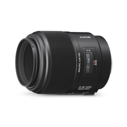 A-Mount 100mm F2.8 Macro Lens, , hi-res