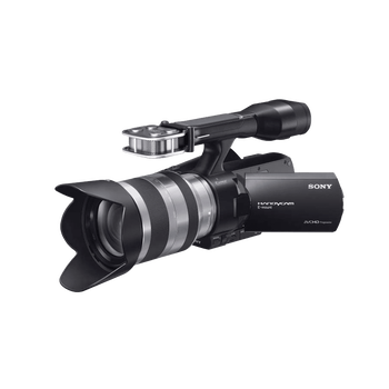 Interchangeable Lens Handycam Camcorder (Zoom Lens Kit), , hi-res