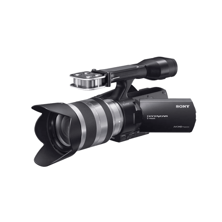 Interchangeable Lens Handycam Camcorder (Zoom Lens Kit), , product-image