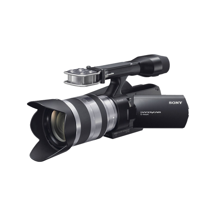 Interchangeable Lens Handycam Camcorder, , product-image