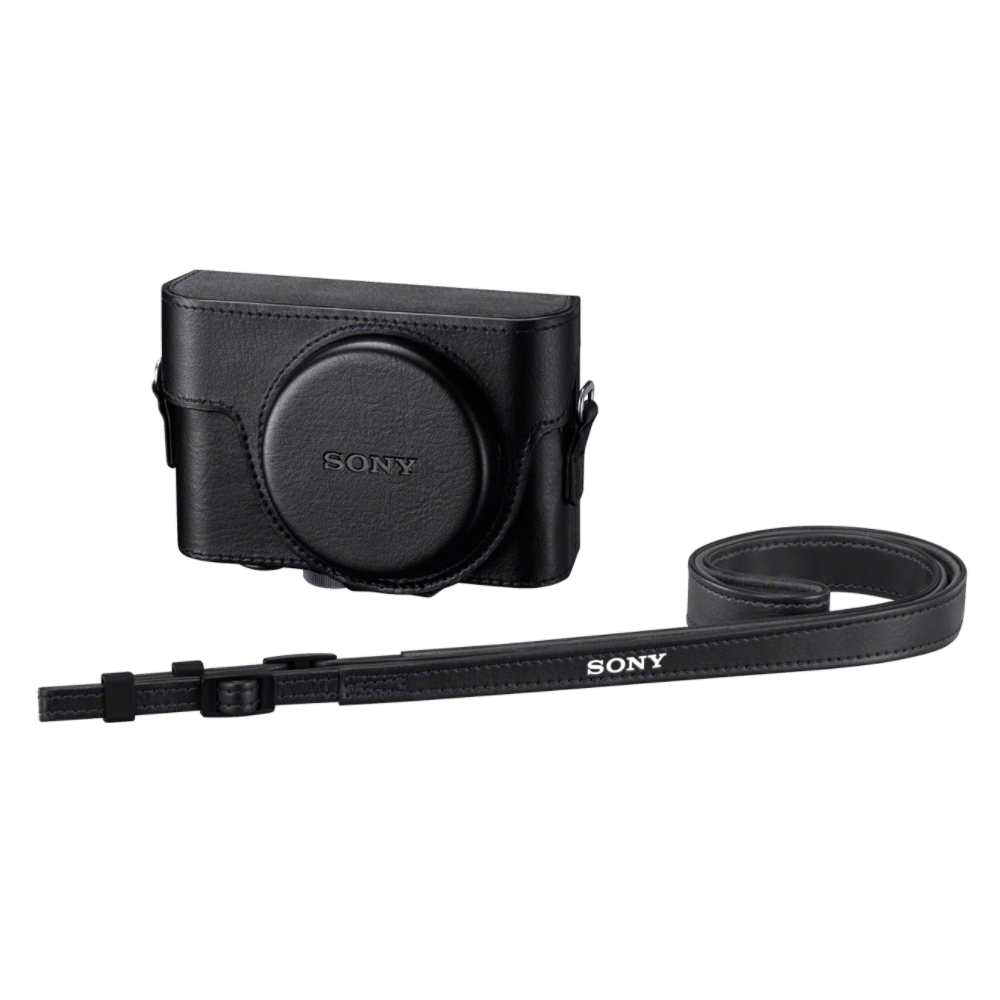 Leather Carrying Case for RX100 Series, , product-image