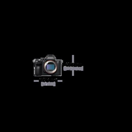 Alpha 7R III Digital E-Mount Camera with 35mm Full Frame Image Sensor, , hi-res