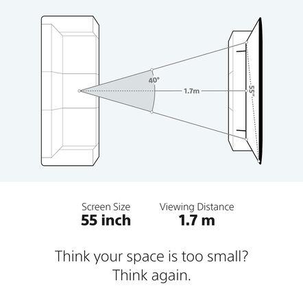 "55"" X85J | 4K Ultra HD | High Dynamic Range (HDR) | Smart TV (Google TV), , hi-res"