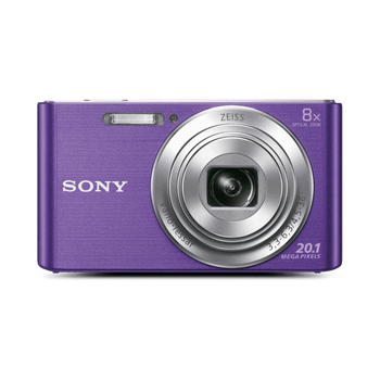 W830 Digital Compact Camera with 8x Optical Zoom (Purple), , hi-res