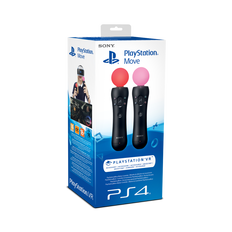 PSVR Move Controller Twin Pack