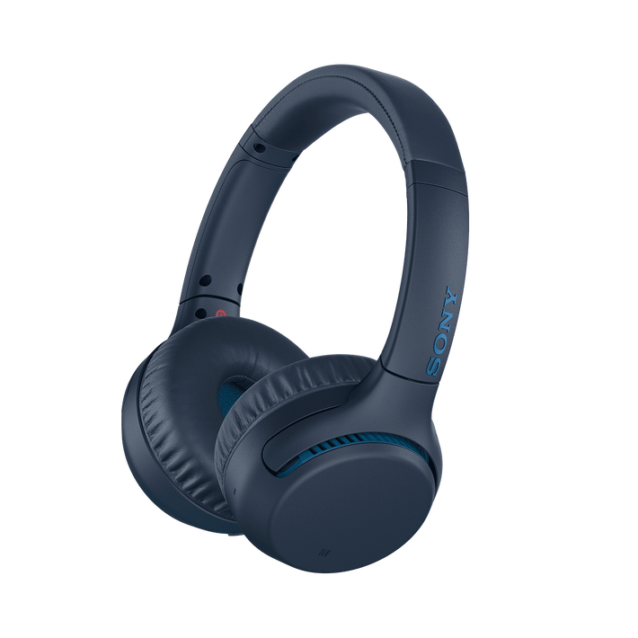 WH-XB700 EXTRA BASS Wireless Headphones (Blue), , product-image