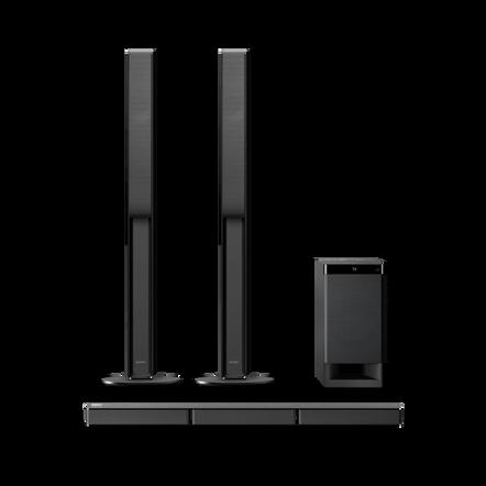 5.1ch Home Cinema Soundbar System