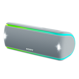EXTRA BASS Waterproof Bluetooth Party Speaker (White), , hi-res