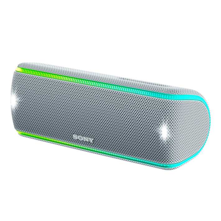 EXTRA BASS Waterproof Bluetooth Party Speaker (White), , product-image