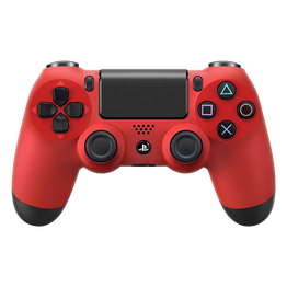 PlayStation4 Dual Shock Wireless Controllers (Red), , hi-res