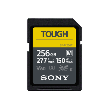 SF-M series TOUGH UHS-II SD Card 256GB, , hi-res