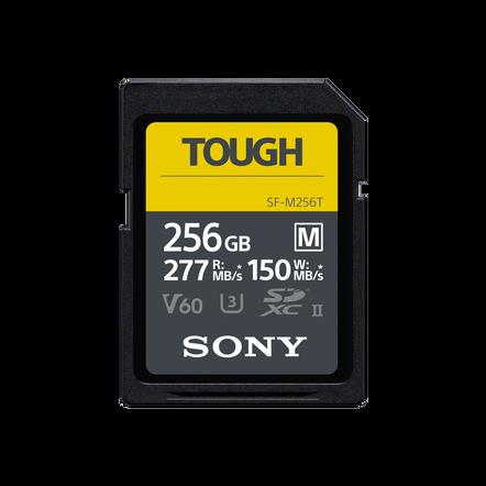 SF-M series TOUGH UHS-II SD Card 256GB, , hi-res