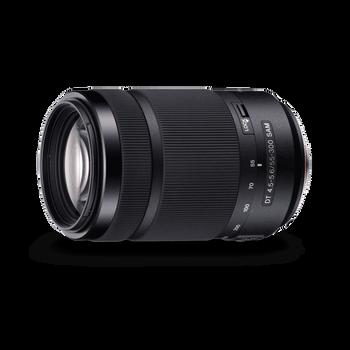 A-Mount DT 55-300mm F4.5-5.6 SAM Lens, , hi-res