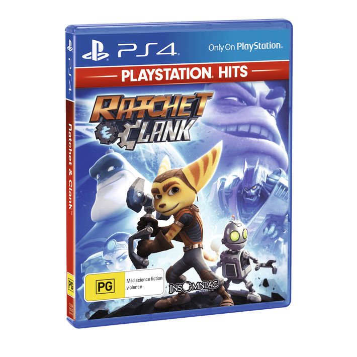 PlayStation4 Ratchet and Clank (PlayStation Hits), , product-image