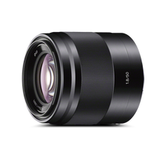 E-Mount 50mm F1.8 OSS Lens