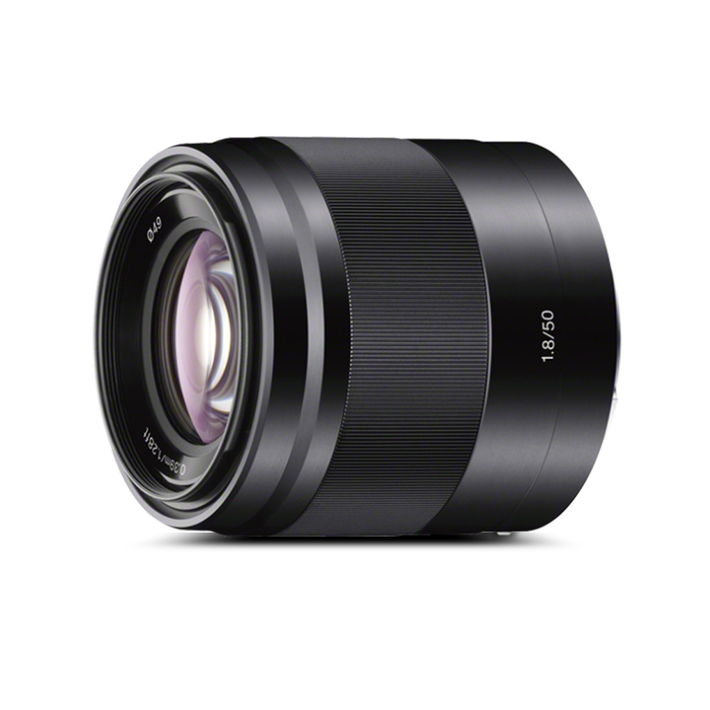 E-Mount 50mm F1.8 OSS Lens, , product-image