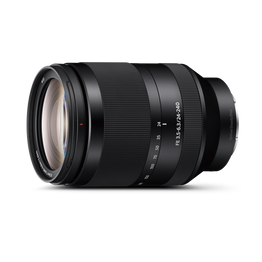 Full Frame E-Mount FE 24-240mm F3.5-6.3 OSS Lens, , hi-res