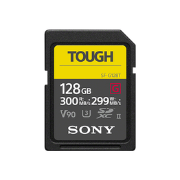 128GB SF-G Tough Series UHS-II SD Memory Card