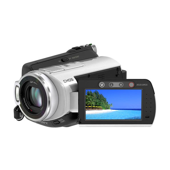 40GB Hard Disk Drive Full HD Camcorder, , product-image
