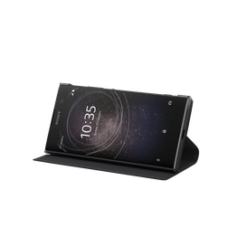 Style Cover Stand SCSH10 for Xperia XA2 (Black)