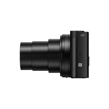 WX800 Compact High-zoom Camera with 4K Recording