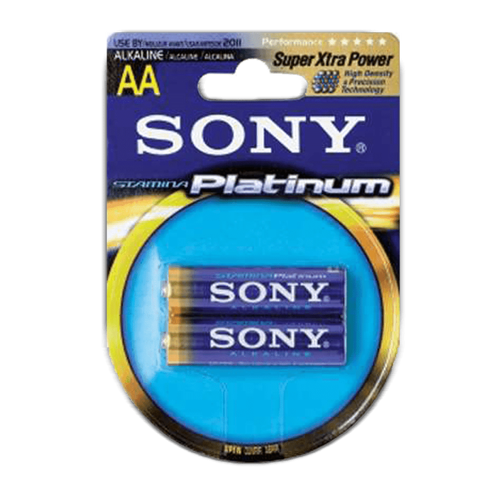Stamina Platinum AA Size 2-pc Blister pack, , product-image