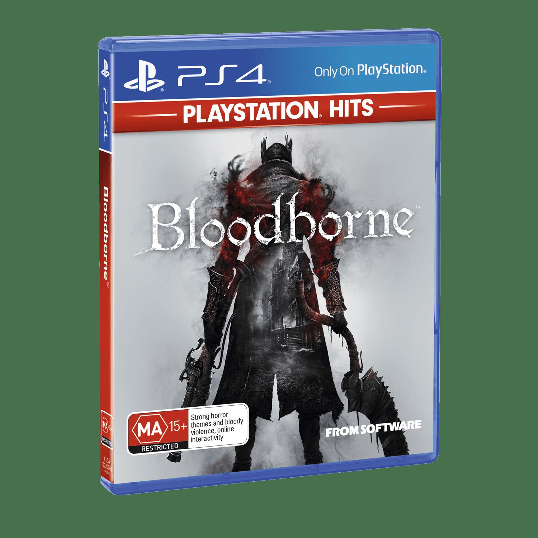 PlayStation4 Bloodborne (PlayStation Hits), , product-image