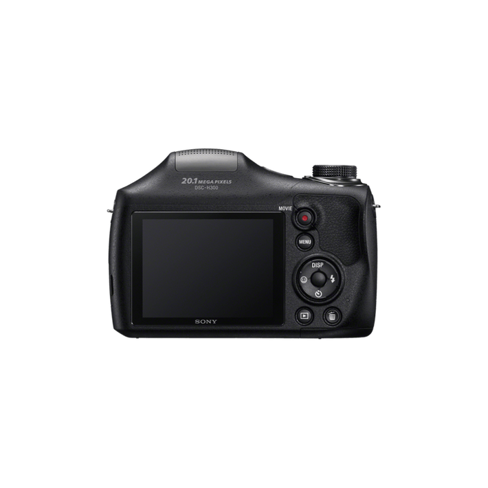 H300 Digital Compact Camera with 35x Optical Zoom, , product-image