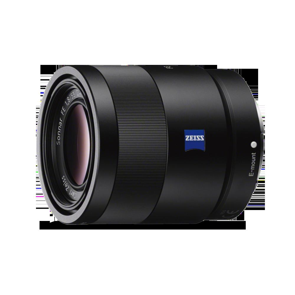 Sonnar T* Full Frame E-Mount FE 55mm F1.8 Zeiss Lens, , product-image